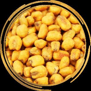 Кукуруза с медом и сливочным маслом