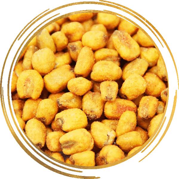 Кукуруза сливочное масло