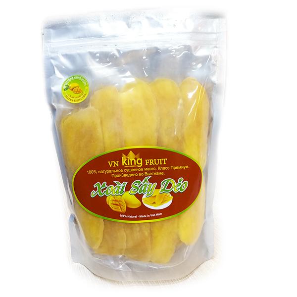 манго сушеное king 1 кг