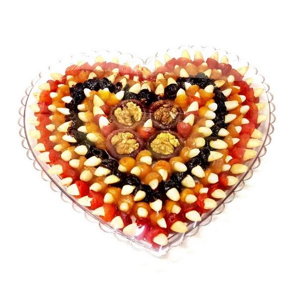 подарочный набор сердце