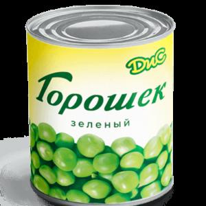 зеленый горошек оптом