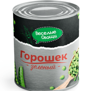 Зеленый горошек ГОСТ